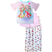 Disney Little Girls Princess 3 pc. Polyester Set