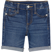 Gumballs Infant Girls Stretch Denim Shorts