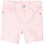 Gumballs Infant Girls Stretch Twill Shorts