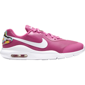 Nike Grade School Girls Air Max Oketo Running Shoes