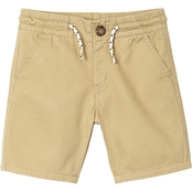 Gumballs Toddler Boys Twill Pull On Shorts