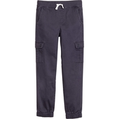 Gumballs Infant Boys Stretch Twill Pull On Jogger Pants