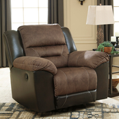 Signature Design by Ashley Earhart Rocker Recliner