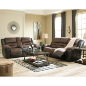 Signature Design by Ashley Earhart Sofa and Loveseat Set