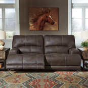 Signature Design by Ashley Kitching 2 pc. Power Reclining Sectional