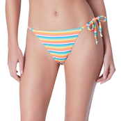 California Sunshine Tie Side Swimsuit Bottom