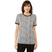 Michael Kors Block Logo Top
