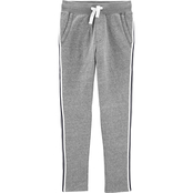 OshKosh B'gosh Little Boys French Terry Athletic Pants