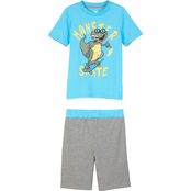 Gumballs Toddler Boys Monster Skate Tee and Shorts 2 pc. Set
