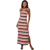 Michael Kors Striped Maxi Dress