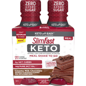 SlimFast Keto Ready To Drink 4 pk.