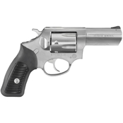 Ruger SP101 357 Mag 3 in. Barrel 5 Rnd Revolver Stainless Steel