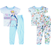 Disney Toddler Girls Toy Story 4 pc. Cotton Set