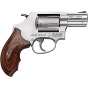 S&W 60 LadySmith 357 Mag 2.125 in. Barrel 5 Rnd Revolver Stainless Steel