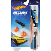 Jam'n Products Megamat Hot Wheels 4 pc. Starter Set