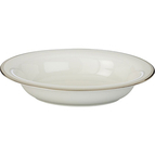 Waterford Kilbarry Platinum 9.75 in. Open Vegetable Bowl