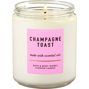 Bath & Body Works Single Wick Candle Champagne Toast