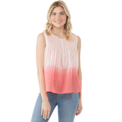 JW Smocked Ombre Tank