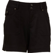 JW Double Button Jean Shorts