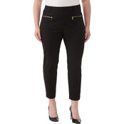 Michael Kors Skinny Zip Slit Pants