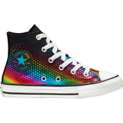 Converse Preschool Girls Chuck Taylor All Star Hi Top Shoes
