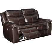 Signature Design by Ashley Lockesburg Power Reclining Loveseat