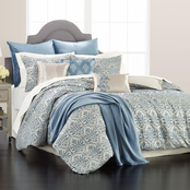 Martha Stewart Damask 14 pc. Bed In A Bag