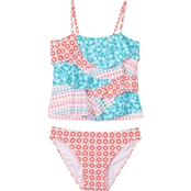 Tommy Bahama Girls Coral Tankini