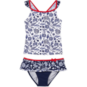 Tommy Bahama Girls Shell Tankini