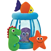 Melissa & Doug Fishbowl Fill and Spill Plush Toys
