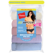 Hanes Breathable Mesh Hipster Panty