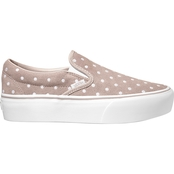 Vans Women's Authentic Shadow Casual Athletic Shoes