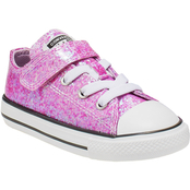 Converse Toddler Girls Chuck Taylor All Star Oxford Shoes
