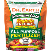 Dr. Earth All Purpose Fertilizer