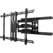 Kanto PDX680 Full Motion TV Wall Mount for 39 in. - 80 in. TVs