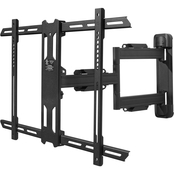 Kanto PS350 Full Motion TV Wall Mount for 37 in. - 60 in. TVs