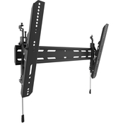 Kanto PT300 Low Profile Tilting TV Wall Mount for 32 in. - 90 in. TVs