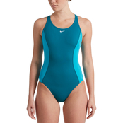 Nike Color Surge Powerback One Piece Swimsuit