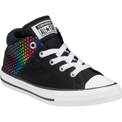 Converse Grade School Girls Chuck Taylor All Star Madison Mid Shoes