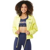 Champion Sports Cropped Coaches Jacket