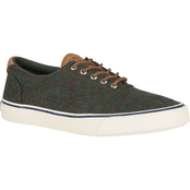 Sperry Men's Striper II CVO Wool Plaid Sneakers