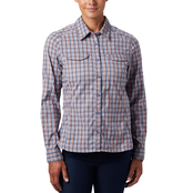 Columbia Silver Ridge Lite Plaid Shirt