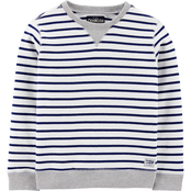OshKosh B'gosh Little Boys Striped Pullover Top