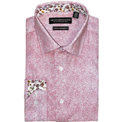 Nick Graham Mini Floral Dress Shirt