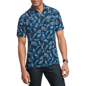 Van Heusen Air Camps Classic Fit Shirt