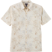 Van Heusen Air Camps Printed Shirt