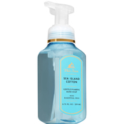 Bath & Body Works White Barn: Sea Island Cotton Foaming Soap