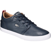 Lacoste Men's Bayliss 1191U Leather Lace Up Sneakers