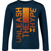 Under Armour Boys UA Unleash The Hype Tee