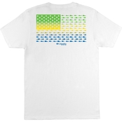 Columbia Youssou Fish Flag Tee